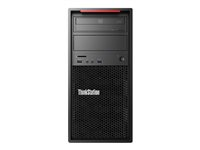 Lenovo ThinkStation P320 - tower - Xeon E3-1245V6 3.7 GHz - 8 GB - 256 GB - Nordiska länderna 30BH0069MT