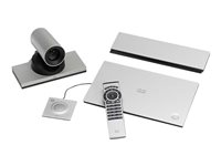 Cisco TelePresence System SX20N Quick Set with Precision 40 Camera - Sats för videokonferens CTS-SX20N-P40-K9
