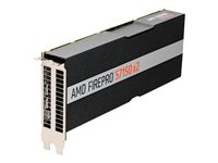 AMD FirePro S7150 x2 Accelerator Kit - GPU-beräkningsprocessor - 2 GPU - FirePro S7150 x2 - 16 GB GDDR5 - PCIe 3.0 x16 - fläktlös - för Nimble Storage dHCI Large Solution with HPE ProLiant DL380 Gen10; ProLiant DL380 Gen10 M3X68A