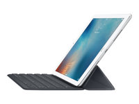 Apple Smart - Tangentbord och foliefodral - Apple Smart connector - norska - för 9.7-inch iPad Pro MNKR2H/A